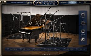 "<a href=""http://www.xlnaudio.com/addictivekeys/""><b>Addictive keys</b></a>"