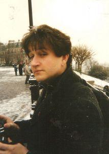 Chris in Paris