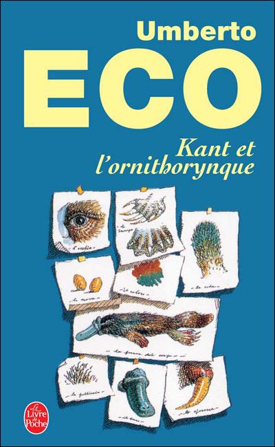 Kant Et L\'ornithorynque