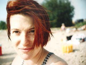 Sève à la plage